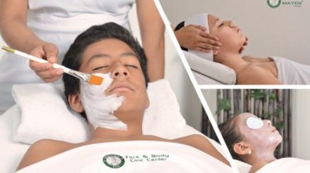 Limpieza facial niños y adolecentes